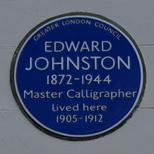 Edward Johnston