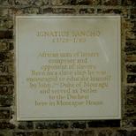 Ignatius Sancho - SE3