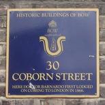 Dr. Barnado - Coborn Street