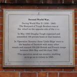 Dunkirk at Teddington Lock