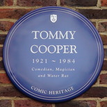 Teddington Studios - Tommy Cooper