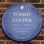 Teddington Studios - Tommy Cooper