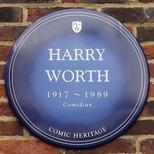 Teddington Studios - Harry Worth