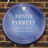 Teddington Studios - Kenny Everett