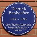 Dietrich Bonhoeffer - E1