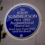 Sir John Summerson