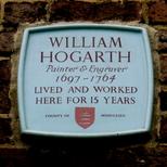 William Hogarth - W4