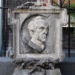 Relief bust - Palmerston
