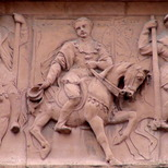 1 Poultry - Frieze A - Edward VI