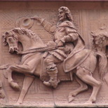 1 Poultry - Frieze C - Charles II