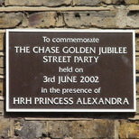 The Chase - Street party - Jubilee