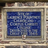 Laurence Pountney Church