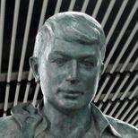 Plumber's Apprentice statue
