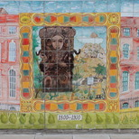 Charles Square mural - Catherwood