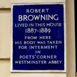 Robert Browning - W8