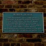 Thames Tunnel Boiler House
