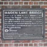 Maiden Lane Bridge