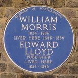 William Morris and Edward Lloyd