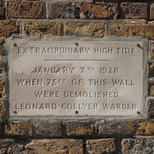 High Tide - 1928