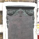 London hop trade war memorial