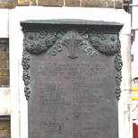 London hop trade war memorial