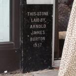 Arnold James Burton - Barnet