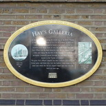 Hay's Wharf - riverside