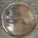 Hay's Wharf war memorial