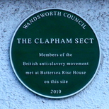Clapham Sect - SW11