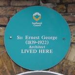 Sir Ernest George - SE1