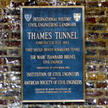 Thames Tunnel - Rotherhithe
