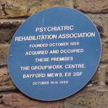 Psychiatric Rehabilitation Association