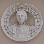 Greenwich roundels - Nelson