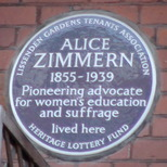 Alice Zimmern