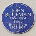John Betjeman - N6