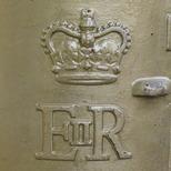 Mo Farah gold post box - Teddington