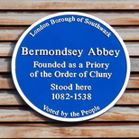 Bermondsey Abbey - Bermondsey Square