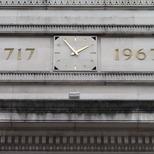 Freemasons clock