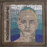 South Bank mosaic - Steve Redgrave