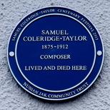 Samuel Coleridge-Taylor - Croydon