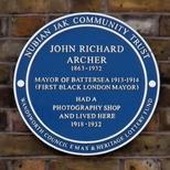 John Archer - Battersea Park Road