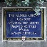 Aldermanbury conduit