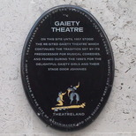 Gaiety Theatre - SWET
