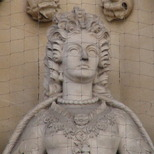 Queen Anne at the Guildhall