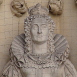 Queen Elizabeth I at the Guildhall