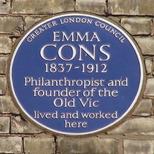 Emma Cons - W1