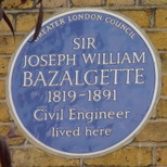 Joseph Bazalgette - NW8