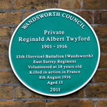 Albert Reginald Twyford