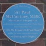 Paul McCartney - SE16