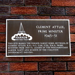 Clement Attlee - Stanmore